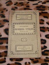 BIOGRAPHIE DES HOMMES UTILES DE TOUS PAYS - L.-B. Thomassin - Philippart
