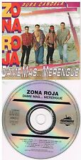Zona Roja - Dame Mas...Merengue CD 1994