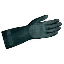MAPA Cleaning and Maintenance Glove Size Medium Heavy Duty Black Professional
