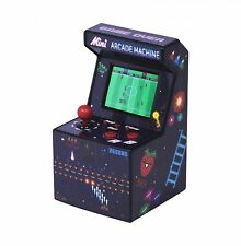 Retro Mini Arcade Machine With 240 Built In 16 Bit Games Novelty Gaming Gift