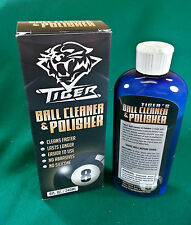 1 New Tiger Le Manifik Pool Ball Cleaner & Polisher 8 ounce (240 ml.) Bottle