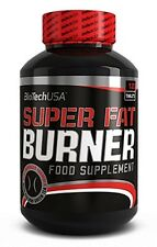 Biotech USA Super Fat Burner 120tabs. new enhanced formula ! free shipping !