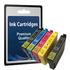 5 Ink Cartridges for Epson Expression Home XP235 XP332 XP335 XP432 XP435 C