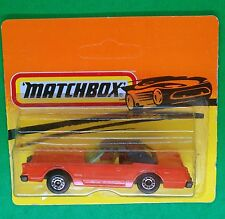 diecART - Bulgarian Matchbox Superfast Lincoln Continental MK V SF-28-C NEW