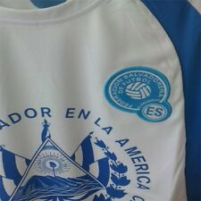 EL SALVADOR_ LA SELECTA JERSEY  SIzes: XXXL,XXL,XL.L WHITE SALVADOREAN JERSEY