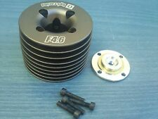 NITRO 1/8 RC TRUGGY HPI F4.6 V2 ENGINE CYLINDER COOLING HEAD  NEW