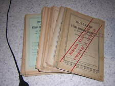 1930.36 bulletin société études région parisienne Paris