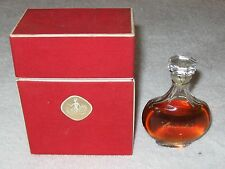 Vintage Nina Ricci Farouche Lalique Perfume Bottle/Box 1 OZ Sealed 3/4 Full