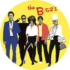 CHAPA/BADGE THE B-52's . pin button kate pierson blondie talking heads new wave