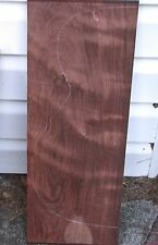 Slab Sawn Purple Old Growth Belizean Honduran Rosewood Top Board Blank (75)