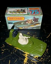 1970s Matchbox Car New Old Stock Superfast, #30 Swamp Rat