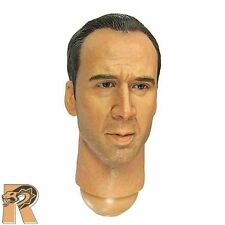 Biochemical Weapons Expert - Head (Nicolas Cage)- 1/6 Scale - Art Action Figures