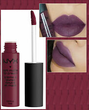 NYX - SOFT MATTE LIP CREAM LIQUID LIPSTICK - VANCOUVER - DEEP PURPLE VIOLET
