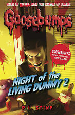 Night of the Living Dummy II (Goosebumps), R. L. Stine, New Condition