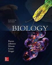 Biology 11th Edition by Peter Raven ( 2016, Looseleaf edition )