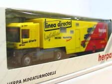 Herpa 036795 renault Motorsport remolcarse linea directa Herpa embalaje original (g5078)
