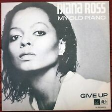 Diana Ross Vinyl 7'' My Old Piano / Motown – 1A 006-64075 Netherlands