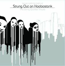 FREE US SH (int'l sh=$0-$3) NEW CD Strung Out on Hoobastank: Strung Out on Hooba