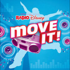 Radio Disney: Move It 2005 by Radio Disney Ex-library