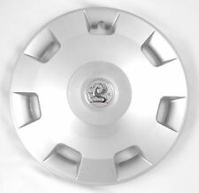 VAUXHALL CORSA C 14 INCH HUB CAP COVER IN SILVER GENUINE NEW 00-06
