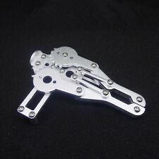 Robot Arm Hand Clamp Claw For Arduino Medium Servo Robot MG995 Aluminum