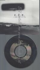 CD--PROMO--R E M --REM--E-BOW THE LETTER