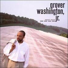 Next Exit by Grover Washington, Jr. (CD, Columbia (USA))