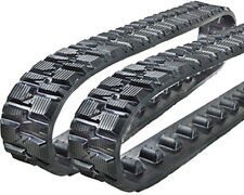 "Two  6"" Rubber Tracks for Toro Dingo TX413 TX420 TX425 (TX427,425, 525 Narrow)"