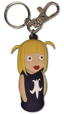 **License** Death Note Misa Finger Puppet PVC Keychain #4548