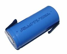 26650 3.2V 3300mAh LiFePO4 Li-Fe Rechargeable Battery for e-Bike Flashlight US