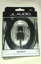 JL AUDIO HD-RLC REMOTE BASS KNOB CONTROL FOR HD MHD CAR AMPLIFIERS NEW