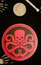 captin america sticker *** red skull sticker *** hydra skull sticker ***