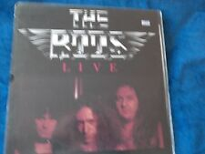 1983 LP THE RODS LIVE - CAT NO. MFN16-AS NEW