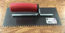Marshalltown Trowel For Schluter Ditra