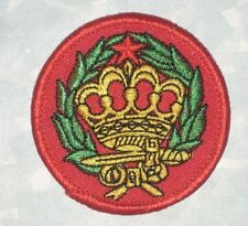 """Crown Patch - Royalty - 2"""" x 2"""""""