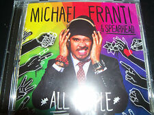 Michael Franti & Spearhead All People CD – New