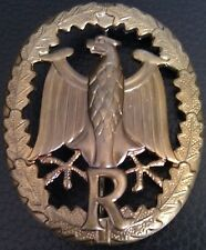 ✚0562✚  German Bundeswehr Military Proficiency Badge BRONZE for RESERVIST