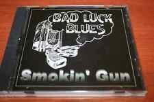 SMOKIN' GUN Bad luck blues !!!! APPLETONE PUBL VERY RARE BLUES ROCK ONE ON EBAY