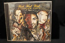 WET WET WET - PICTURE THIS  music cd