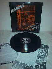 LP ACTIVE MINDS - FREE TO BE CHAINED -  TUNE 34 - UK PRESS