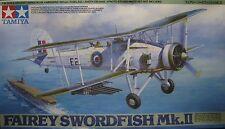 1/48 Fairey Swordfish Mk.II Model Kit by Tamiya