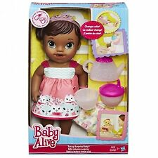 Baby Alive Teacup Surprise Baby  African American New 3+
