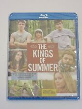 The Kings of Summer (Blu-ray Disc, 2013) NEW
