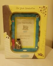 ME TO YOU BEAR TATTY TEDDY ON YOUR GRADUATION PHOTO FRAME BRAND NEW IN BOX.