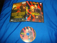 Giallo (DVD, 2010, Canadian)