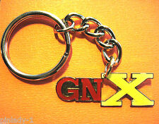 GNX  Buick  script -  keychain key chain  GIFT BOXED