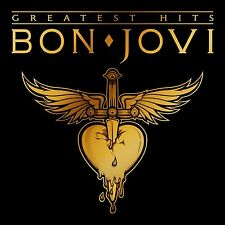 BON JOVI - GREATEST HITS: THE ULTIMATE COLLECTION 2CD ALBUM SET (2010)