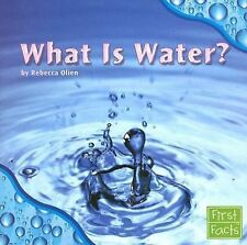 What Is Water? (First Facts: Water All Around)