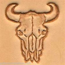 Craftool 3-D Leather Stamp Buffalo Skull (88312-00)