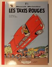 Benoit Brisefer Les Taxis rouges Peyo Will  Ed. Golden Creek Comme Neuf